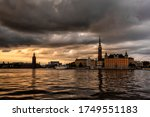 Landscape Image Of The City Of...