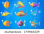 Illustration Of A Group Of...