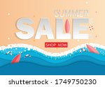 Summer Sale. Shop Now Logo....