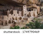 Mesa Verde National Park In...