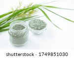 Green Cosmetic Clay For Face...