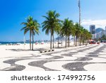 View Of Copacabana Beach With...