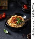 Italian Spaghetti Bolognese In ...