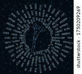 Ko Samet Digital Map. Binary...