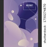 abstract background templates... | Shutterstock .eps vector #1750274870