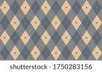 Cute Argyle Plaid Pattern...