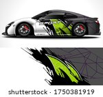 abstract background for racing... | Shutterstock .eps vector #1750381919