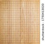 Folding Wooden Bamboo Weiqi...