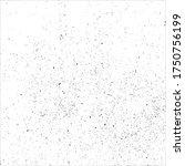 grunge black and white...   Shutterstock .eps vector #1750756199