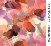texture military. trending... | Shutterstock .eps vector #1750927613