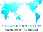 digital world | Shutterstock . vector #17509933