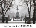 George Washington Statue In...