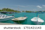 Locals\' Boats Fill Up The...