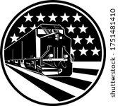American Diesel Locomotive...