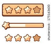 wooden progress bar for your...
