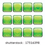 web icons | Shutterstock .eps vector #17516398