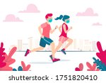 Stock Illustration Of A Two...