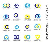 business icons set   isolated...