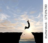 3d illustration of concept or... | Shutterstock . vector #175196780