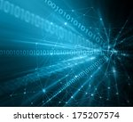 technology background  from...   Shutterstock . vector #175207574