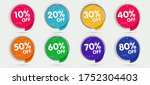 super sale and special offer.... | Shutterstock .eps vector #1752304403