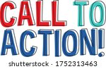 call to action sign font... | Shutterstock .eps vector #1752313463