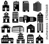 easy to edit vector... | Shutterstock .eps vector #175236668
