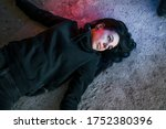 Corpse Of Female Victim Of...