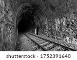 Tunnel On Old Shut Down Railwa...
