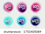 super sale and special offer.... | Shutterstock .eps vector #1752405089