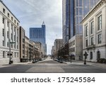view of downtown raleigh  north ... | Shutterstock . vector #175245584
