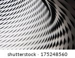 abstract metal structure... | Shutterstock . vector #175248560