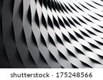 abstract metal structure... | Shutterstock . vector #175248566