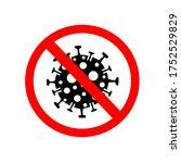 anti viral anti covid 19   Shutterstock . vector #1752529829