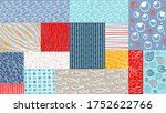 abstractions. modern abstract... | Shutterstock .eps vector #1752622766