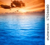 Tropical Blue Sea Water In...