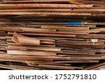 Cardboard Waste Industry...