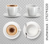 realistic 3d vector isolated...   Shutterstock .eps vector #1752793220