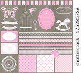 Cute Scrapbook Design Elements...
