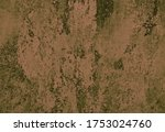 old brown zinc texture... | Shutterstock . vector #1753024760