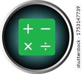 round calculator colorfull ui...