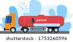oil gas industry vector... | Shutterstock .eps vector #1753260596