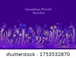 background with seamless border ... | Shutterstock .eps vector #1753532870