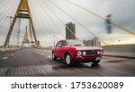 Bangkok  June 2020   Red Alfa...