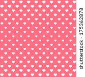 seamless pattern of many little ... | Shutterstock .eps vector #175362878