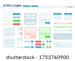 authorization ui elements kit....