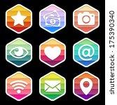 application icons trendy design ...