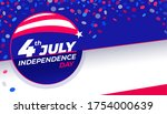 july 4th independence day  ...   Shutterstock .eps vector #1754000639