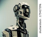 Robotic Man   Unusual Cyborg...