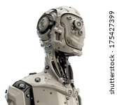 Robotic Man   Unusual Cyborg I...